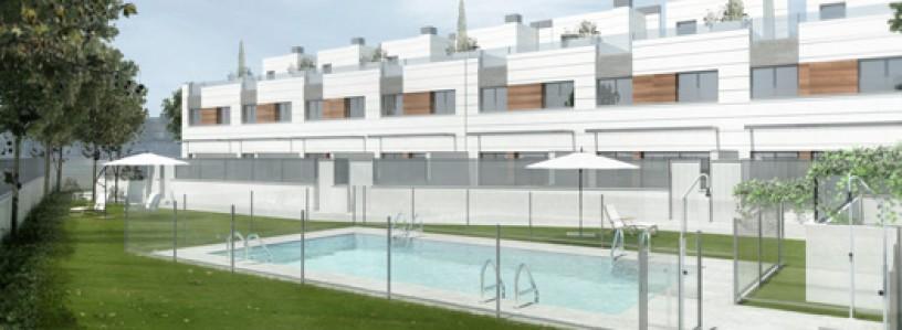 AVENIDA AMÉRICA CLASS. Chalets adosados de 5 dorm. desde 549.000€+iva