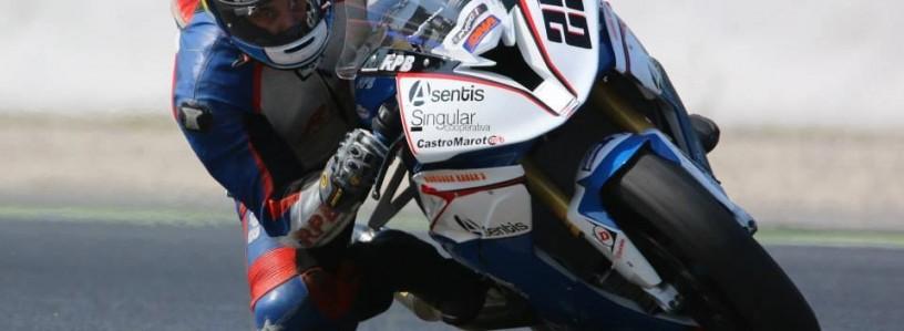 Patrocinio Roberto Blázquez COPA Easy Race S1000RR