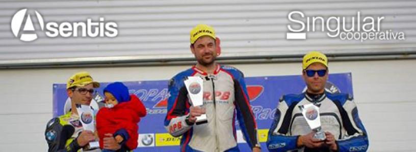 Roberto Blázquez ha sido el ganador de la copa BMW Easy Race 2015.