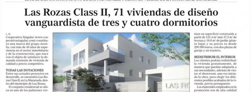 Las Rozas Class II en Su Vivienda. El Mundo.